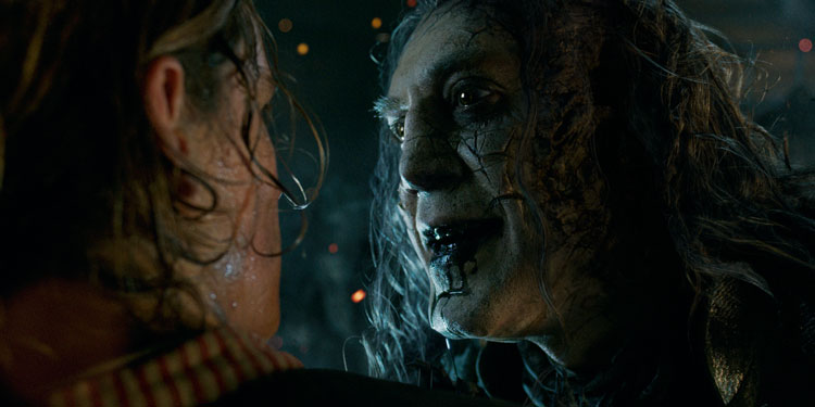 Pirates of the Caribbean: Salazar's Revenge Plot Holes