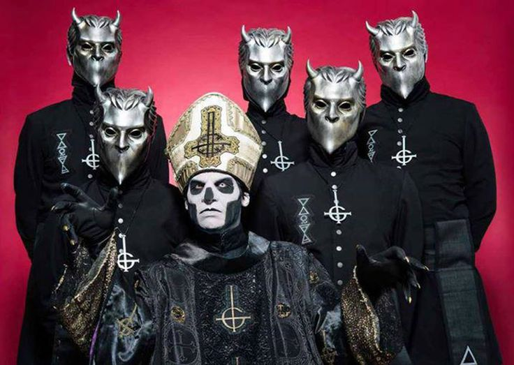 New Ghost Album, Great Discord, Martin Persner/MCC, Priest, NIN EP, Iron Monkey
