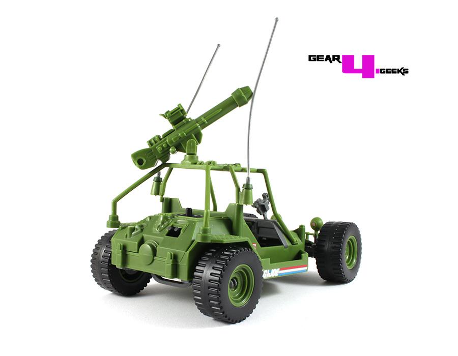 PART 2008 Tan AWE A.W.E GI Joe Vehicle 1985 Mold Striker           Wheel