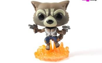 Guardians of the Galaxy 2 Rocket Raccoon Funko Pop Vinyl