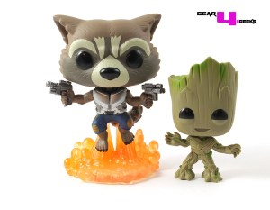 Guardians of the Galaxy 2 Rocket Raccoon Funko Pop Vinyl