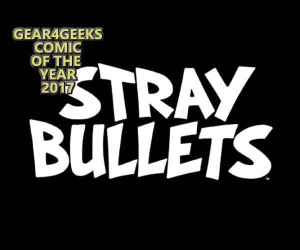 Stray Bullets Comic of the Year 2017