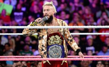 Enzo Amore Released