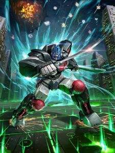 Power of the Primes artwork Optimus Primal