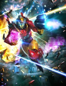 Power of the Primes artwork Novastar