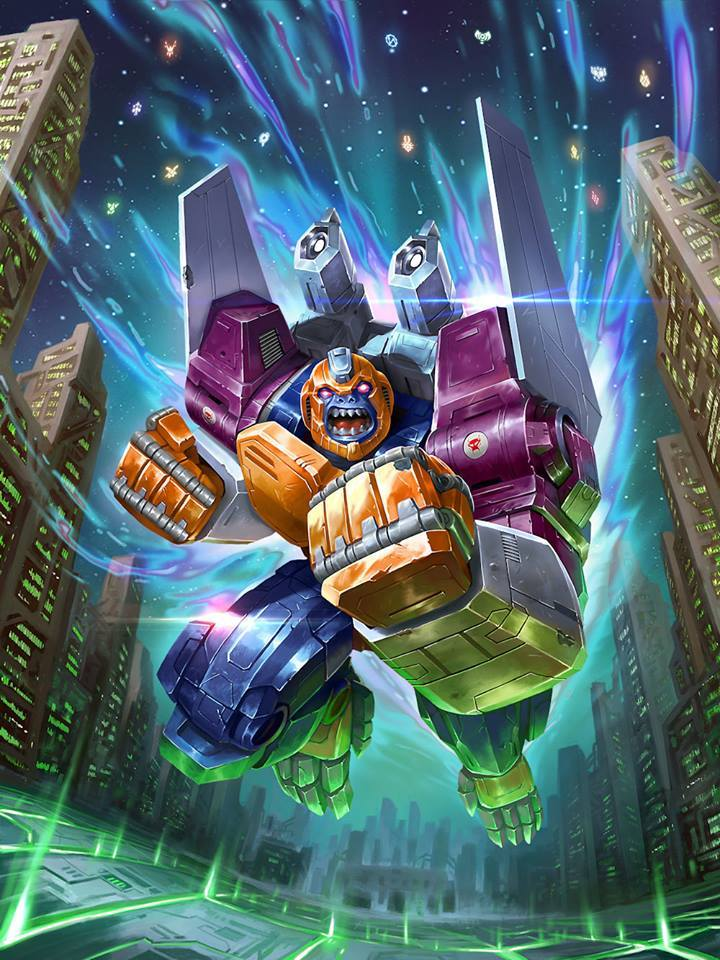 Transformers Power of the Primes Artwork Revealed