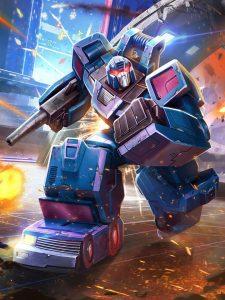 Power of the Primes artwork Battletrap