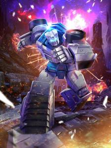 Power of the Primes artwork Tailgate