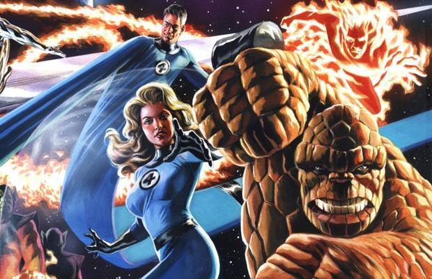 Fantastic 4 Hero Names