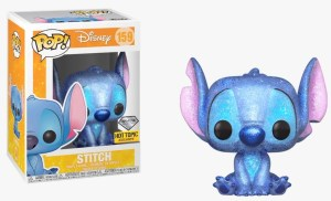 Stitch Sitting Diamond Funko Pop Vinyl