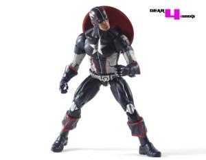 Marvel Legends Secret War Captain America
