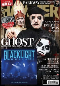Ghost Prequelle Metal Hammer