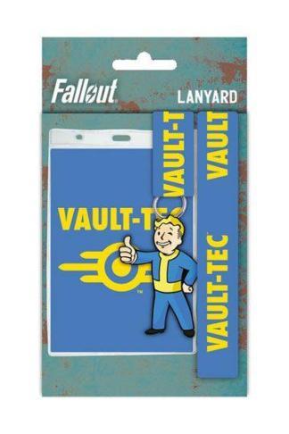 Fallout Vault-tec Lanyard