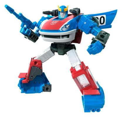 Transformers War For Cybertron Earthrise Smokescreen Deluxe Action Figure Image