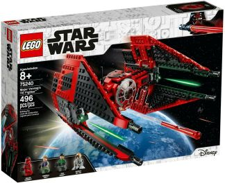 LEGO Star Wars Major Vonreg's TIE Fighter 75420