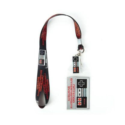 NES Lanyard