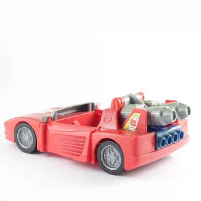 Transformers G1 Vintage Action Master Wheeljack Turbo Racer PREOWNED