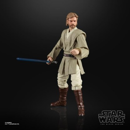 Star Wars Black Series Obi-Wan Kenobi Attack Of The Clones Action Figure