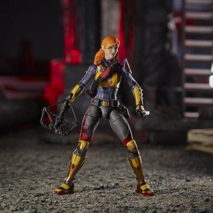 G.I. Joe Classified Series 6-Inch Scarlett Action Figure