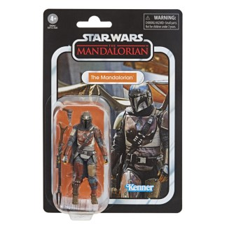 Star Wars The Vintage Collection Action Figure The Mandalorian