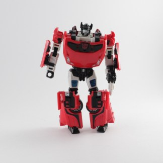 Transformers Classics Sideswipe Incomplete PREOWNED