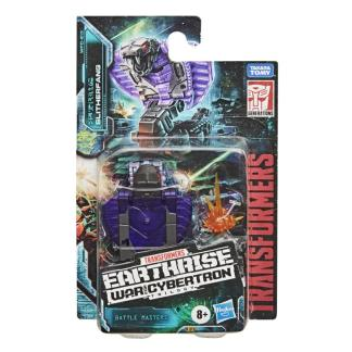 Transformers War For Cybertron Earthrise Battle Master Slitherfang