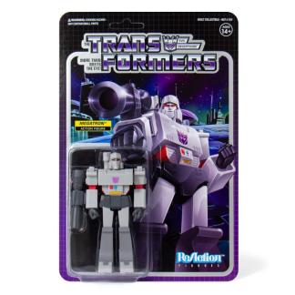 Transformers ReAction Megatron Figure