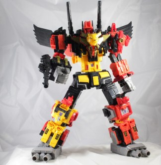 Transformers Power of the Primes Predaking Complete PREOWNED