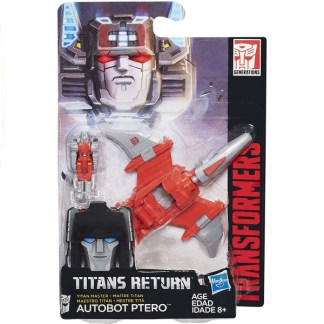 Transformers Titans Return Titan Master Ptero