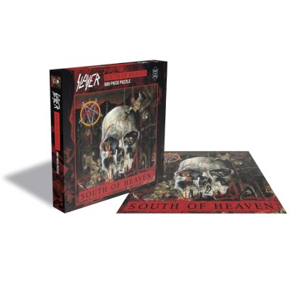 Slayer South of Heaven Official 500 piece Jigsaw Puzzle