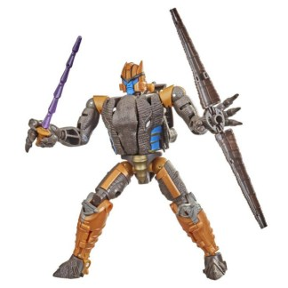 Transformers War for Cybertron: Kingdom Voyager Dinobot
