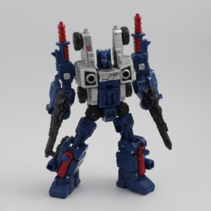 Transformers War For Cybertron Siege Cog Complete PREOWNED
