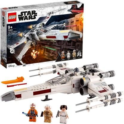 LEGO Star Wars Luke Skywalker's X-Wing Fighter Toy 75301