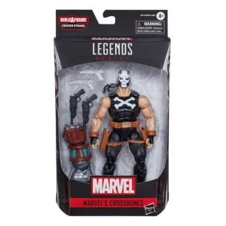 Marvel Legends Black Widow Crossbones Action Figure Toy