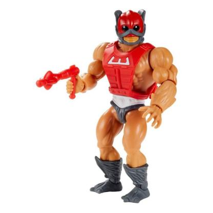 Masters of the Universe Origins Trap Jaw Zodac Action Figure