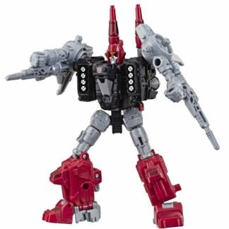 Transformers Generations Selects Powerdasher Jet Cromar Action Figure Toy