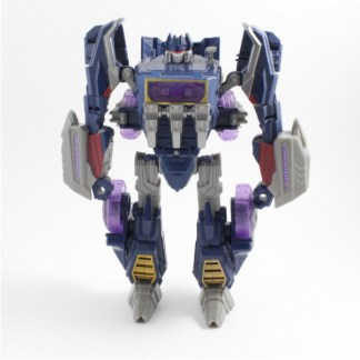 Transformers Generations War For Cybertron Voyager Soundwave PREOWNED
