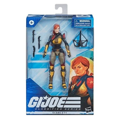 G.I. Joe Classified Series 6-Inch Scarlett Action Figure Variant