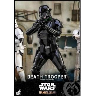 Hot Toys Star Wars The Mandalorian Action Figure 1/6 Death Trooper 32 cm