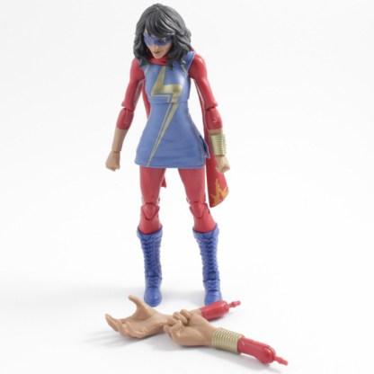 Marvel Legends Gamerverse Ms Marvel Kamala Khan Action Figure Toy PREOWNED