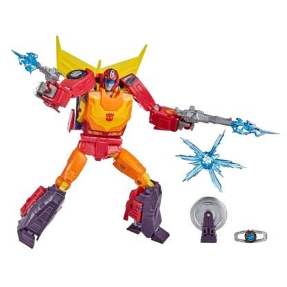 Transformers Studio Series 86 Voyager Class Autobot Hot Rod Action Figure