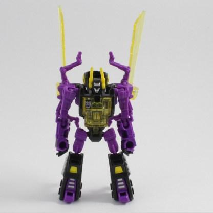 Transformers Titans Return Legends Class Kickback PREOWNED