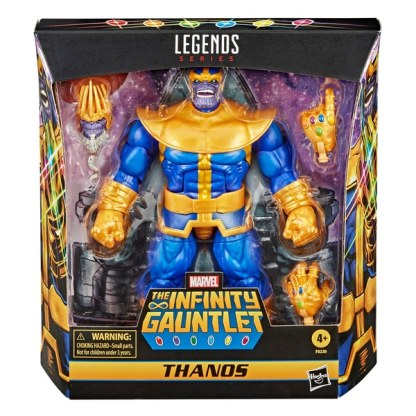 Marvel Legends Thanos Action Figure Toy