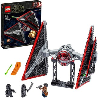LEGO 75272 Star Wars Sith TIE Fighter Building Set