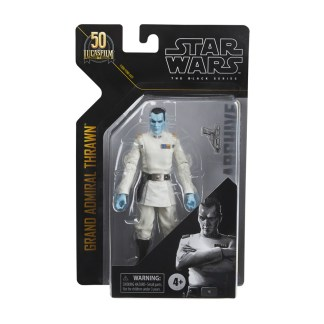 Star Wars The Black Series Archive Grand Admiral Thrawn Action Figure Toy