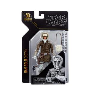 Star Wars The Black Series Archive Collection Han Solo Hoth Action Figure Toy