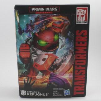 Transformers Titans Return Prime Wars Repugnus Sealed PREOWNED