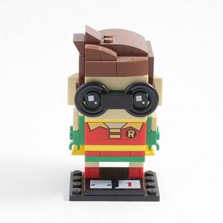 LEGO 41587 Brickheadz Robin Building Set Toy PREOWNED