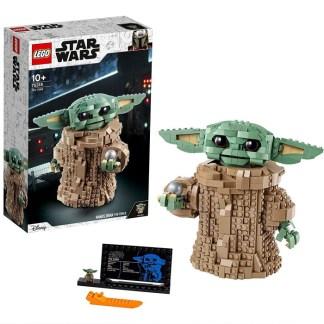 LEGO 75318 Star Wars The Mandalorian The Child Baby Yoda Figure Building Set