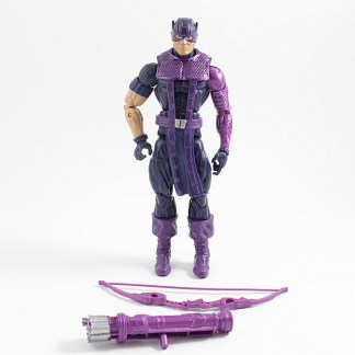 Marvel Legends Hawkeye (Odin Wave) Complete PREOWNED